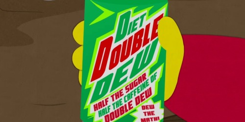 diet double dew