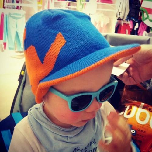 #cool #swag #tantebarn #orange #blue(Taken with instagram)