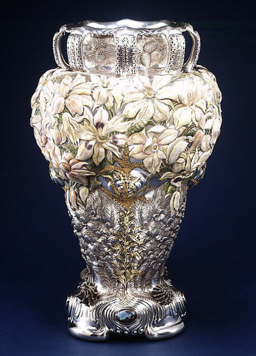 The Magnolia Vase Tiffany &  Co., 1893 The Metropolitan Museum of Art