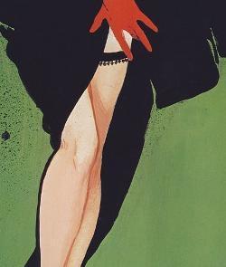 Noir Art | Rene Gruau