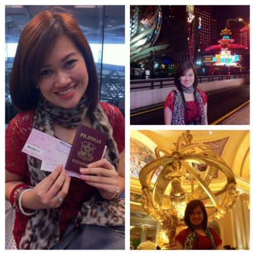 3rd day: Macau #picstitch (Taken with Instagram at Macau)