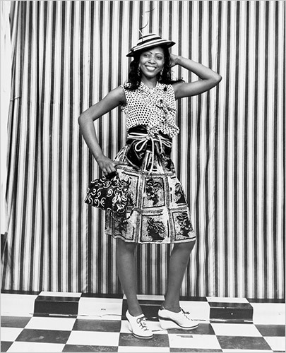 Mali in the 1960s, by Malick Sidibe