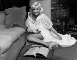vintageorgasm:  Happy Birthday Jayne Mansfield