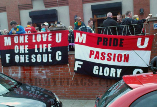 Manchester United - One love, One Life, One Soul