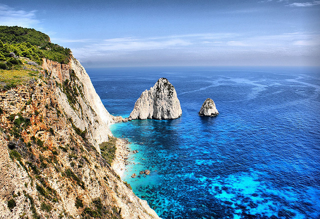 fyeahgreekislands:  Zakynthos, Greece.