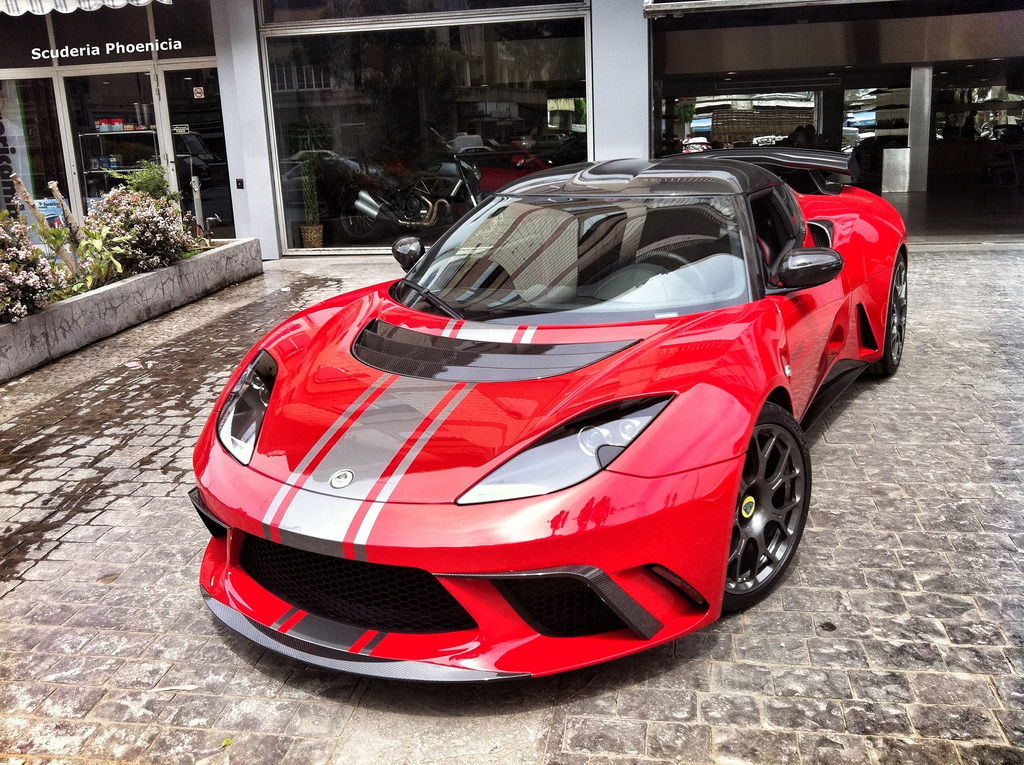 Lotus Evora GTE - Wondering what you think of this car?