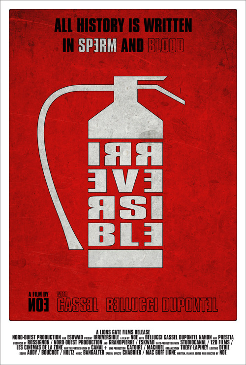 Irreversible by Mirco Rambaldi