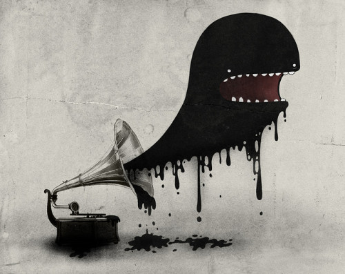 Artist: Hylton Warburton Music Will Eat You