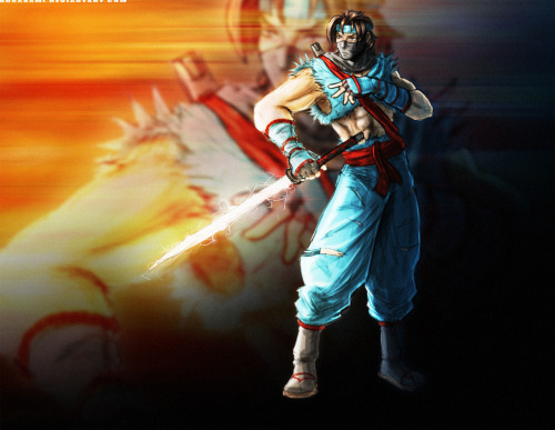 Killer Instinct: Jago by *Busasami