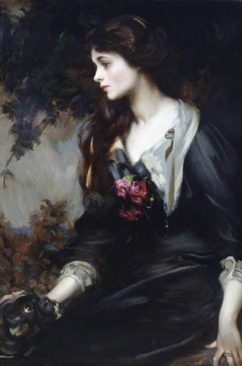 James Jebusa Shannon, Lady Marjorie Manners later marchioness of Anglesey, Wales