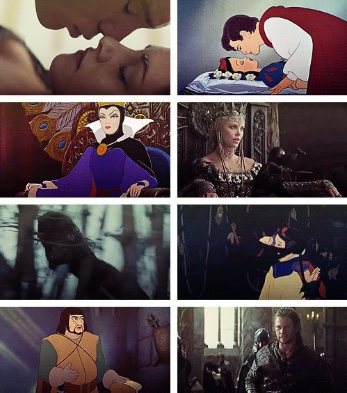 Can't wait for SWATH. Snow White and the Prince.