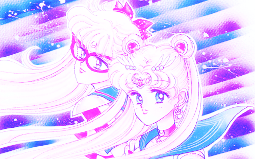 Sailor Moon by Naoko Takeuchi Edit by QueenofShoujo