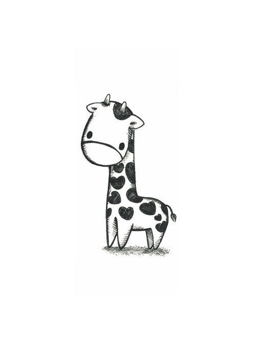 cookiemonstermimi:  giraffes are my favorites.