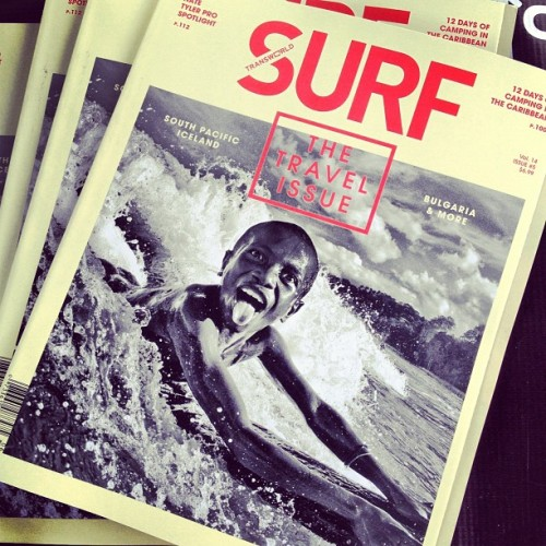 :p #surf #surfing #magazine #sick (Taken with instagram)