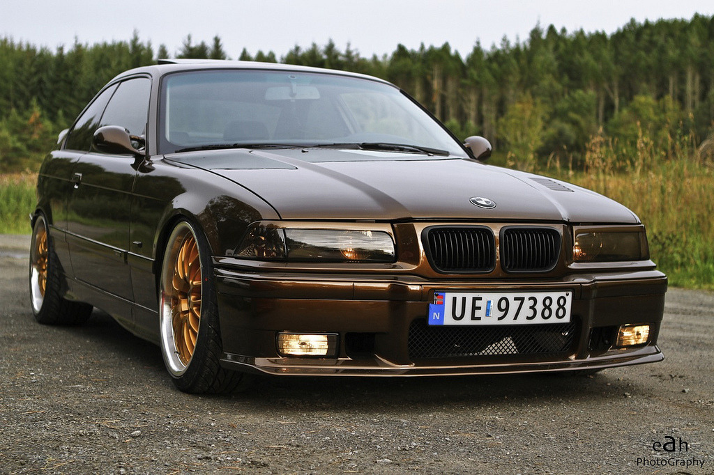 BMW (E36) 3-Series - Hot Fudge Sunday
