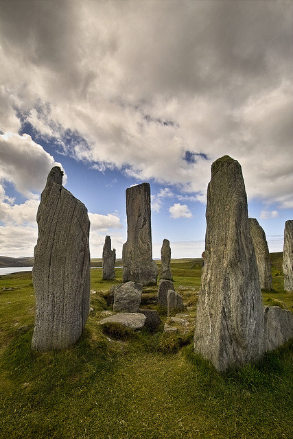 Callanish Stones on Flickr. Standing Stones of Callanish (Callanish I) - Lewis © Regina Hoer