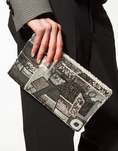 Check out this sequin wallet for only $49.00!