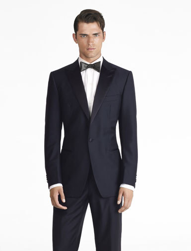 14 Navy Pieces to Wear | Tuxedo by Z Zegna