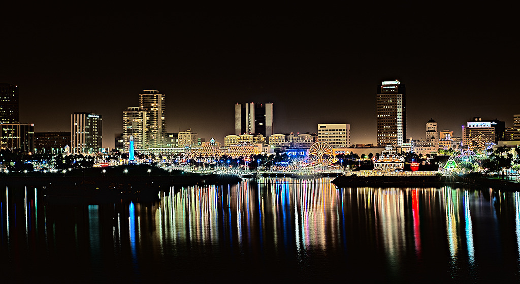 Long Beach city where the kush is pretty C: