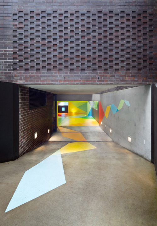 AN ORDINARY PARKING GARAGE TURNED EXTRAORDINARY