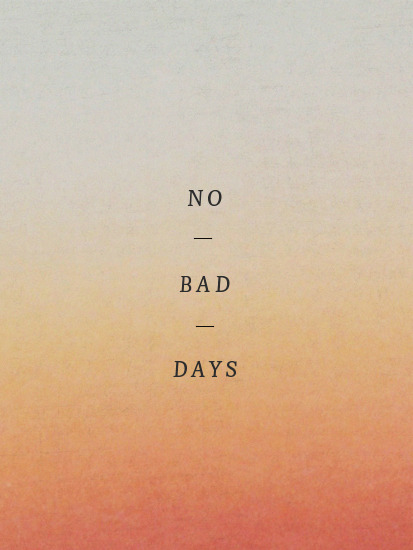 brian-vu:  NO BAD DAYS SERIES ON THE WEBSITE  it's so beautiful