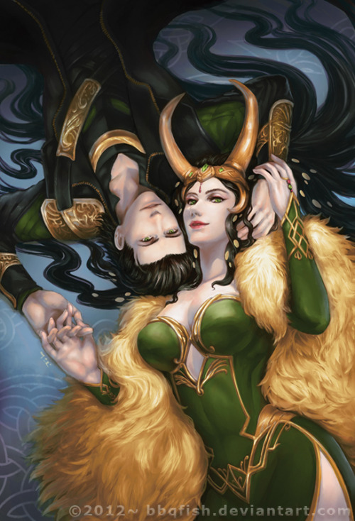 W. Loki by ~BBQfish