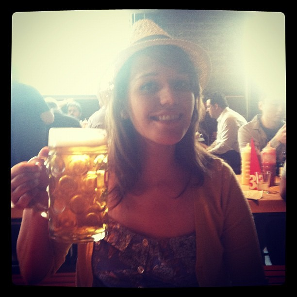 Taken with Instagram at Wurstküche