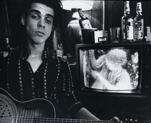 suicidewatch:  Nick Cave, 1984