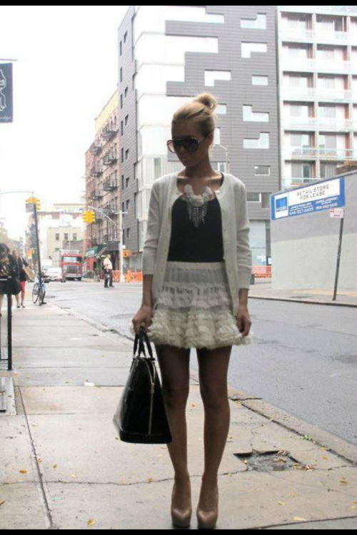 New york streetstyle  Love it!