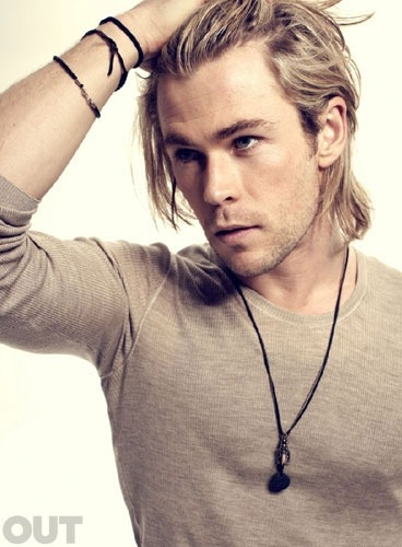 Chris Hemsworth Photoshoot