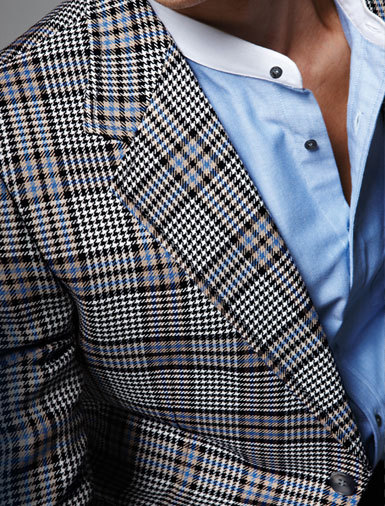 4 Ways to Wear a Plaid Blazer | Classic, But Not Formal
