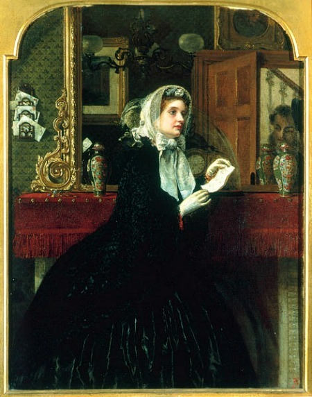 Rebecca Solomon The Appointment 1861