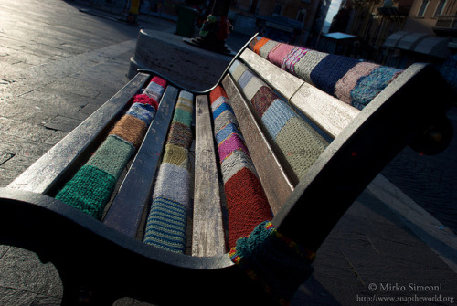 The (New) Knitted Town by SnapTheWorld on Flickr.beautiful.