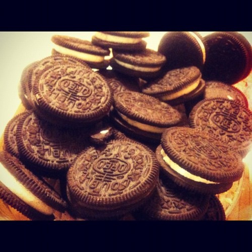 #oreos (Taken with instagram)