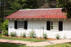 Historic Farmhouse 04/18/12 Price: $995,000 Location: Cashiers, NC Type of Home: Detached Home This property in western North Carolina includes a farmhouse that dates to the 1890s, a creek and a chicken coop. — Stefanos Chen The bunk house, pictured above, can be used as an extra guest room. Photo: Karen Kaleta