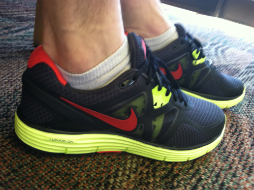 Hell yeah just bought a pair of nike+ lunarglide 3 :)