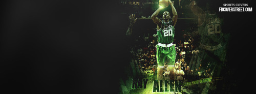 Ray Allen 3 Facebook Cover