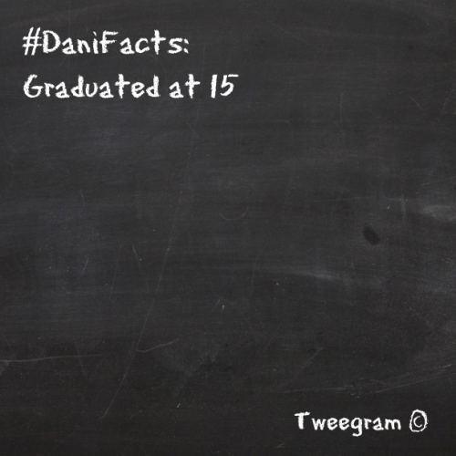 Dani facts on twitter