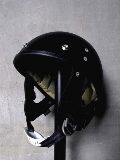 Neighborhood motorcycle helmet