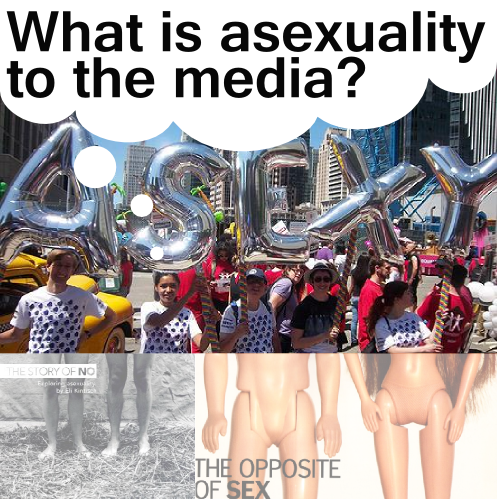 what is asexuality in the media?
