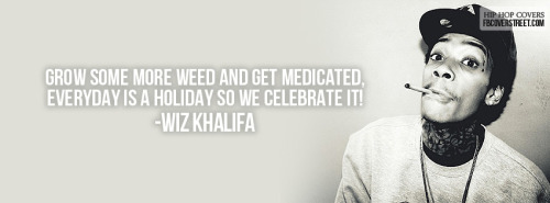 Wiz Khalifa 17 Facebook Cover