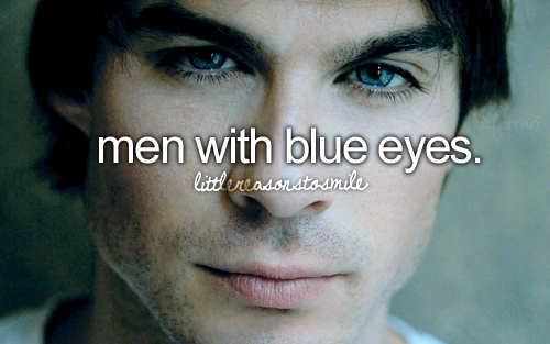 I hate The Vampire Diaries, but LOVE lost! I wouldn't mind a little Ian Sommerhalder!