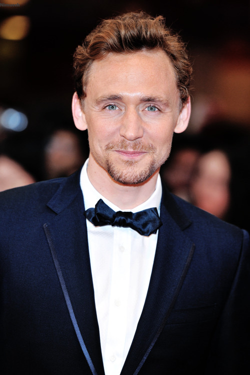 Mr. HiddlestonThe Avengers - London {MyEdit}