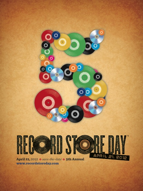 hola rockeros ~ RECORD STORE DAY IS COMING! RECORD STORE DAY IS COMING! YAAAAAAAY! this saturday, get out there and buy some vinyl, and rock on! via Record Store Day one of the coolest places you can go? LOU'S RECORDS!