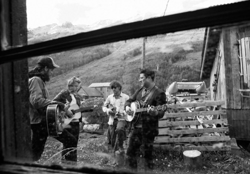Mumford & Sons in Telluride, Colorado.