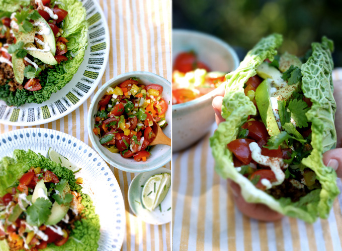 Raw Vegan TACOS! YUMMY ;) Recipe HEREhttp://tinyurl.com/6qkf8vg