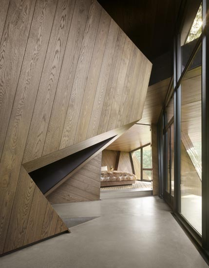 cabbagerose:  private home/daniel libeskind via: nikolaskoenig
