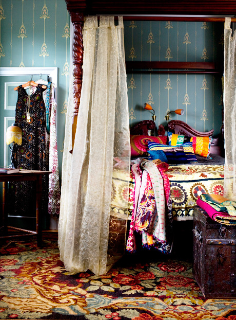 My Bohemian Home ~ Bedrooms