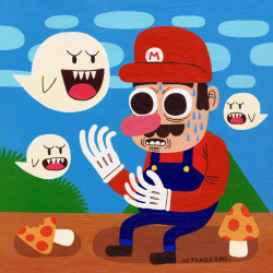 acideyedrops:  tripping in the mushroom kingdom