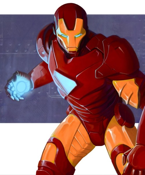 comicbookartwork:  IRON MAN